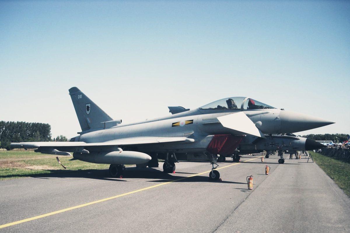 Eurofighter: 29019 Euro za zwykłą nakrętkę typu self-locking