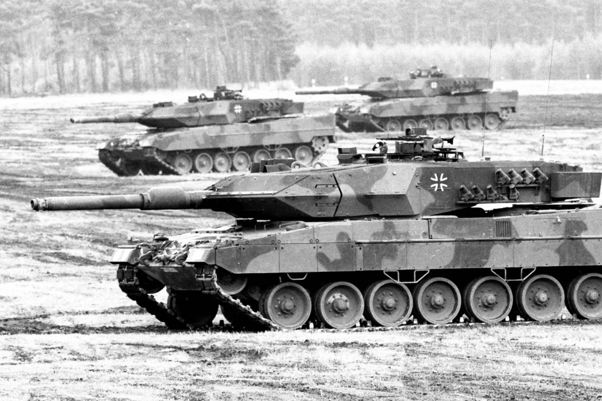 Strefa wojny: Leopardy & automaty do gry