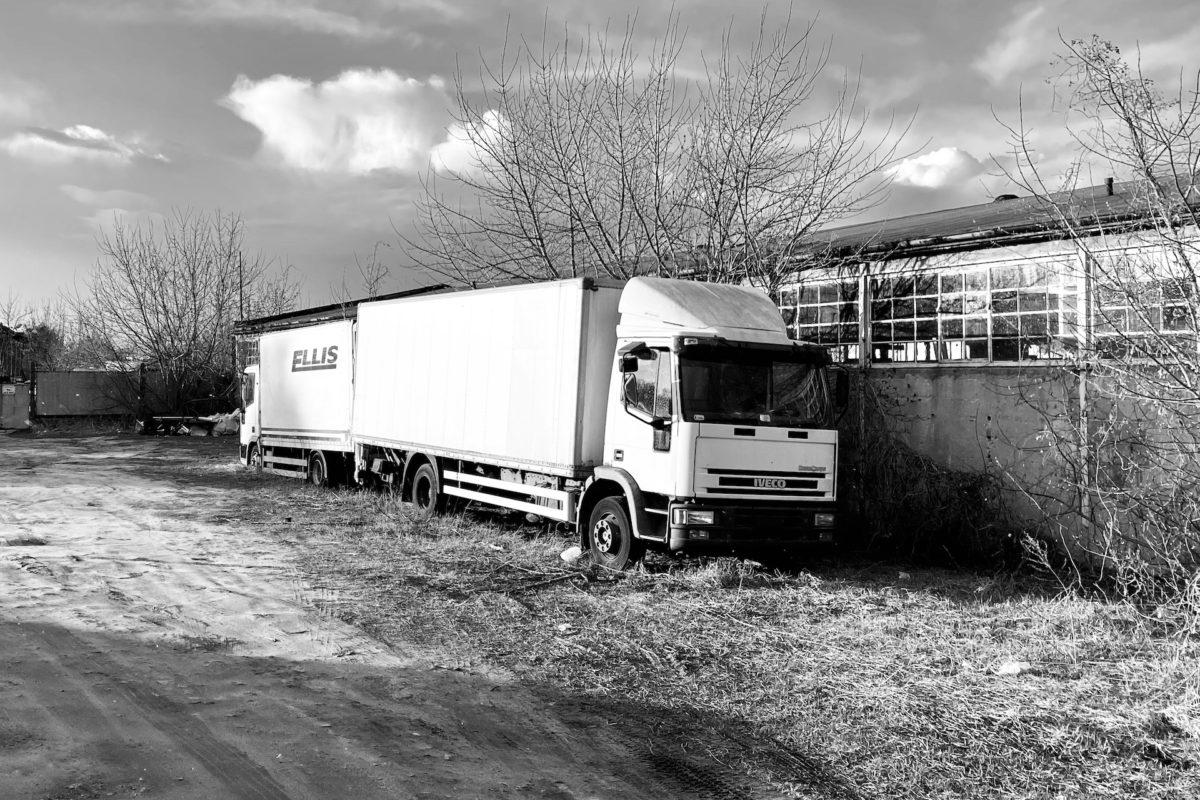 Oszustwa w transporcie, czyli jak niektórzy kierowcy ciężarówek dorabiają sobie do pensji